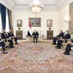 مصر وأمريكا اتفقتا على بدء عملية إعادة الإعمار في قطاع غزة