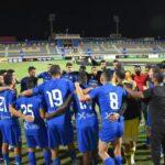 أسوان يقصى المصري ويتأهل لنصف نهائي الكأس
