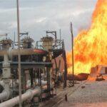 مقتل شخص في انفجار خط أنابيب أكسجين في إيران