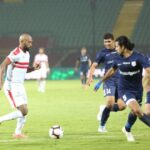 الزمالك يواجه إنبي في الدوري المصري