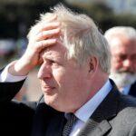 جونسون يبحث الوضع في أفغانستان مع قادة مجموعة السبع