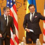بلينكن يؤكد مجددا الدعم الأمريكي لسيادة ووحدة أراضي أوكرانيا