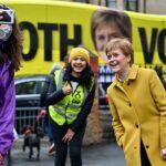 مراسلنا: انطلاق انتخابات برلمانية «تاريخية» في إسكتلندا