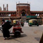 ولايتان جنوبي الهند تعلنان الإغلاق العام بعد تفشي كورونا