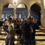 مواجهات القدس.. عودة الهدوء بعد إصابة أكثر من 200 فلسطيني