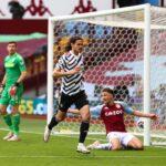 مانشستر يونايتد يعوض تأخره ويهزم أستون فيلا 3-1