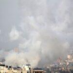 22 شهيدا و106 مصابين.. آخر التطورات في غزة