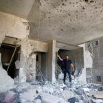 الاحتلال يواصل قصف قطاع غزة وارتفاع عدد الشهداء إلى 27