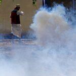 فض مظاهرة في كينيا تندد بالهجمات الإسرائيلية على غزة