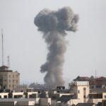 طائرات الاحتلال تشن سلسلة غارات على غزة