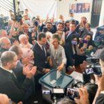 بشار الأسد يدلي بصوته في انتخابات الرئاسة السورية