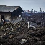 إخلاء سكان مدينة جوما الكونغولية خشية ثوران بركان