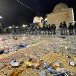 إدانات عربية ودولية للاعتداءات الإسرائيلية في القدس