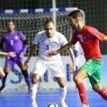 مصر تواجه المغرب في نهائي البطولة العربية للصالات