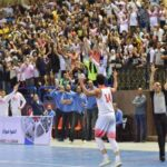 الزمالك بطل الدوري الأفريقي لكرة السلة