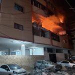 126 شهيدا.. الطيران الإسرائيلي يواصل قصف غزة