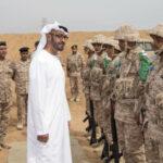 ولي عهد أبوظبي: قرار توحيد القوات المسلحة الإماراتية من القرارات المصيرية
