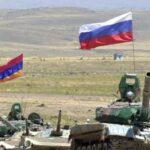 روسيا تقيم موقعين عسكريين في أرمينيا قرب حدود أذربيجان