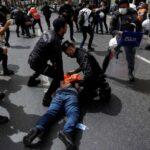 تركيا.. اعتقال أكثر من 200 شخص حاولوا تنظيم مسيرة عيد العمال
