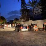 الأمم المتحدة: 10 آلاف نازح فلسطيني بسبب القصف الإسرائيلي