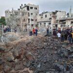 119 شهيدا ومئات الجرحى حصيلة العدوان الإسرائيلي على غزة