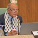 أبو الغيط: القضية الفلسطينية قادرة على حشد التأييد الدولي