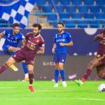 الهلال يختتم الدوري السعودي بالفوز على الفيصلي