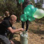 عودة «الإرباك الليلي» على حدود غزة نصرة للقدس