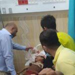 استشهاد 3 أطفال فلسطينيين جراء قصف إسرائيلي على غزة