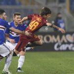 روما يواصل السقوط بخسارته من سامبدرويا في الدوري الإيطالي