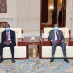 مباحثات سودانية إريترية لمناقشة قضايا المنطقة