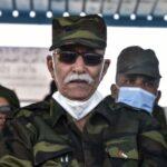 زعيم البوليساريو يصل الجزائر قادما من إسبانيا
