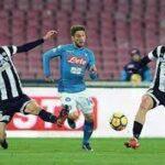 نابولي يواصل صحوته ويكتسح أوينيزي في الدوري الإيطالي