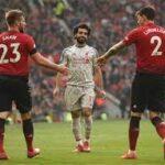 صلاح يقود ليفربول أمام مانشستر يونايتد في الدوري الإنجليزي