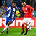 التعادل يسحم مواجهة بنفيكا وبورتو في الدوري البرتغالي