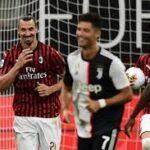 ميلان يتغلب على يوفنتوس ويقصيه من المربع الذهبي في الدوري الإيطالي