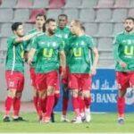 الوحدات يفوز بسهولة على معان والجليل يتعادل مع السلط في الدوري الأردني