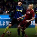 إنتر ميلان يفوز على ضيفه روما بثلاثية في الدوري الإيطالي