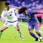 الجزيرة يفوز على العين وبني ياس يكتسح الظفرة في الدوري الإماراتي