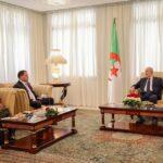 تبون يؤكد استعداد بلاده لفتح المجالالجوي مع ليبيا