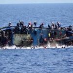 غرق 57 مهاجرًا قبالة السواحل التونسية