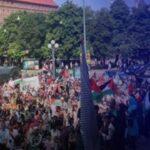 مظاهرة في برلين دعما للفلسطينيين ضد انتهاكات الاحتلال