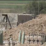 تعزيزات لجيش الاحتلال على حدود غزة الشرقية والمدفعية تجدد القصف
