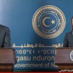وزيرة الخارجية الليبية تدعو تركيا للتعاون في إنهاء الوجود الأجنبي