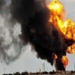 25 قتيلا جراء انفجار أنبوب غاز بالصين