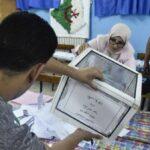 الانتخابات الجزائرية.. أغلبية لـ«جبهة التحرير» ونسبة مشاركة منخفضة