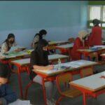 طلاب الثانوية العامة بالمغرب يجتازون الامتحانات وسط احترازات كورونا