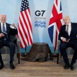 جونسون: العلاقات البريطانية الأمريكية غير قابلة للتدمير