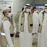 الإمارات تدشن المرحلة الثانية من برنامج تطعيم اللاجئين في كردستان العراق