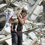 8 قتلى في قصف صاروخي على شمال غرب سوريا